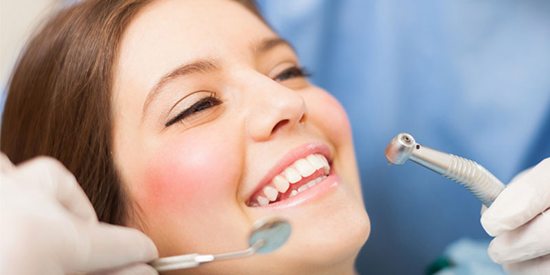 Improve Your Smile In Our Dentists